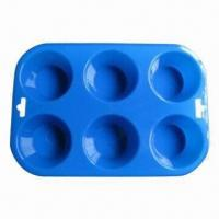 Reusable Silicone Ice Cube Tray, Available in Various Colors and Designs Manufactures