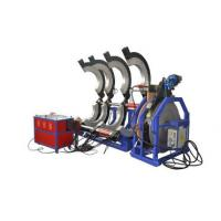 Big Plastic Pipe Welding Machine , Hydraulic Plastic Tube Welding Machine Manufactures