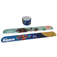 PMS Colors Rubber Slap Bracelets Animal Cartoon Pattern 25mm / 30mm Width Manufactures