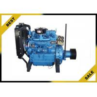 2000 Rpm 40 Kw Stationary Diesel Engine Low Oil Consumption For Samll Ship Manufactures