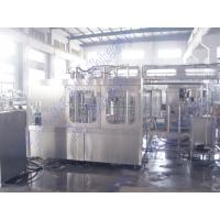 16 Heads Bottled Water Filling Machine / Automatic Bottling Machine Low Noise Generation Manufactures