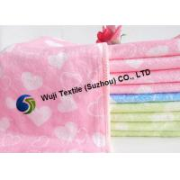 Fade-resistant Microfiber Cleaning Cloth , Printing Microfiber Dishcloths Manufactures