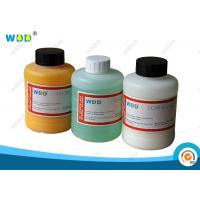 Small Character Inkjet Pigment Ink CIJ OEM Standards , Inkjet Code Ink Manufactures