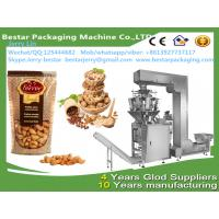 Automatic granule packing machine peanut packing machine BSTV-420AZ 500g,1KG,2KG,2.5KG,3KG,5KG Bestar packaging Manufactures
