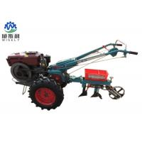 Small Hand Walk Behind Tractor Single Row Planter Walking Tractor Manufactures
