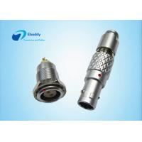 LEMO Push Pull Circular Connectors with Multi core from 2 to 26 pins Manufactures