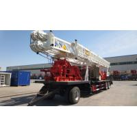China BZT1500 Borehole Drilling Machine  / Diesel Fuel Type Pile Drilling Equipment on sale