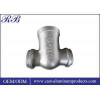 China Investment Carbon Steel Casting / Lost Wax Casting Gate Valve With OEM on sale