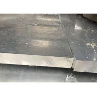 Alloy 6061 T6 Airplane Aluminum Sheets 45000 Psi Tensile Strength Manufactures