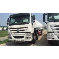 China ZZ1257N5241W HOWO 6x4 371HP Petrol Tanker Truck With 12.00R20 Tires on sale