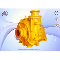 China 6 Inch Discharge Heavy Duty Slurry Pump Slurry Transfer Pump For Dredging / Mining on sale
