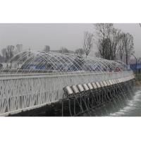 RGB Colored Light Option Laminar Jet Fountain For Garden 2 Years Warranty Manufactures