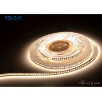 China SMD 3528 Flexible LED Tape Light Strips with DC24v for Single Color 3000K with UL Certificate on sale