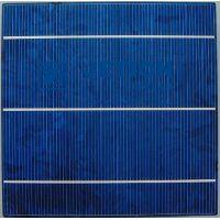 Highest Efficiency polycrystalline solar cell with lower price and 156mm Manufactures