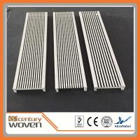 Linear floor swimming pool gutter drain Manufactures