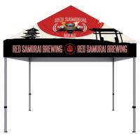 Quality 3X3 Gazebo Commercial Canopy Tent Water Resistance Apply To Trade Show for sale