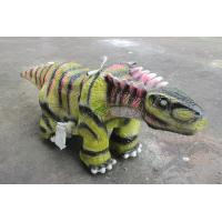 Super Cute Flexible Dinosaur Toy Car 12V Battery Driven For Shopping Mall Manufactures