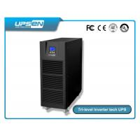 Double Conversion High Frequency Online Ups Power Supply With Long Backup Time Manufactures