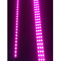 China 24V SMD 5054 LED Grow Strip for Plant Growth 60LEDs/m 660nm on sale