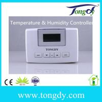 Wall Mount Temperature Humidity Meter , Digital Temperature And Humidity Controller Manufactures