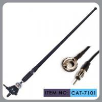 Adjusted Angle Rubber Car Antenna Single Section Pvc Mast For General Type Truck Manufactures