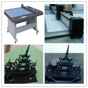 China Cardboard folder sample maker cutter plotter on sale