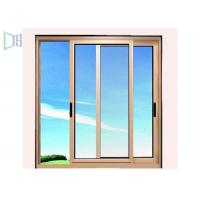 Cheap Factory Price Double Glazed Aluminium Sliding Windows Phillipines Price Manufactures