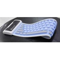 China Soft Silicone Bluetooth Keyboard for iPhone iPad (DG-SZ338) on sale
