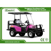 350A Electric Off Road golf cart electric hunting buggy 4 wheel drive electric golf cart Manufactures