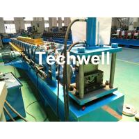 Durable Seamless Gutter Machine With Welded Wall Plate Structure Forming Structure Manufactures