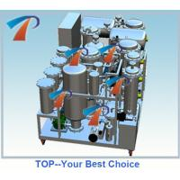 Waste engine oil refinery machine,without clay,oil recycling,regeneration,protect the environmental Manufactures
