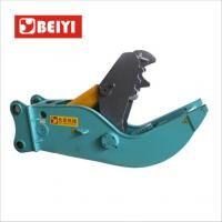 Hydraulic Construction Concrete Demolition Crusher 12-45t Excavator  , Waste Recovery machine Manufactures