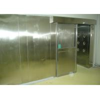 China U Type Automatic Air Shower Tunnel For Aerospacevoyage Industry Cleanroom on sale