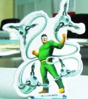 Spider Man Foam Puzzle Manufactures