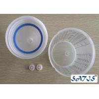 Quality Disposable Mixing Painting Cup Auto Plastic Single Use Gravity polypropyene calibrated cup for sale