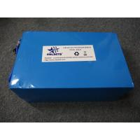 25.6V 40ah LiFePO4 Rechargeable Battery Pack (LFP70170240-8S2P, 1024Wh)
