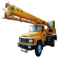 China Articulating Lifting Telescopic Boom Crane 8 Ton Environmental Friendly on sale