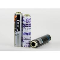 Aerosol Spray Tin Can Hair Spray Cans For Aerosol Packing 52mm Diameter Manufactures