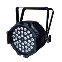Quality 36pcs 10w RGBW 4in1 IP33 DMX Indoor LED Par Can Lights For Dj / Night Club / Disco Red,Green,Blue,White color for sale