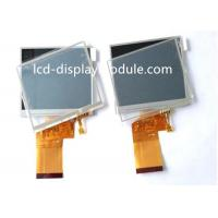 China Parallel TFT LCD Display Module With Touch Components 3.5 inch 3V 320 * 240 on sale