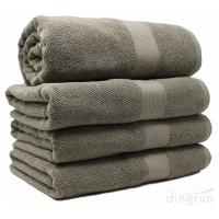 Quality Extra Large 100% Cotton Soft Thick Absorbency and Durability Bath Towels for sale