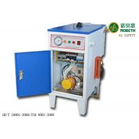 Stainless Steel 6kw Industrial Steam Generators With Adjustable Pressure Controller Manufactures