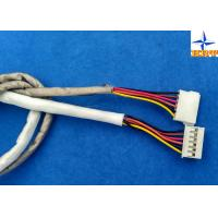 Wire To Board Wire Assembly With 2.0mm pitch YH SMH200 connectors tinned contact Manufactures