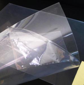 China hot sale transparent pvc rigid sheet on sale