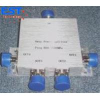 4 Way Type Power Divider/Splitter 800-2500mhz ≤6.1db Insertion Loss Manufactures