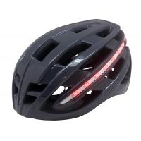 Buy cheap Smart Cycle Helmet With Lights And Bluetooth Speaker 6 Colors Bike Helmet Lights from wholesalers