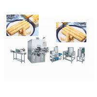 Wafer Stick / Egg Roll Biscuit Mcking Machine Fully Automatic High Speed Manufactures