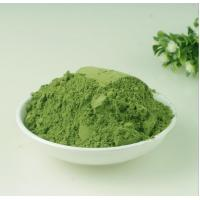 China Green Color 5% Flavonoids Moringa Leaf Extract  Powder Herbal Extract Resisting Arrhythmia on sale