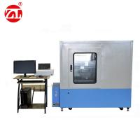 Full Automatic Tracing Rut Test Machine , High Temp Asphalt Mixture Rolling Off Tester Manufactures