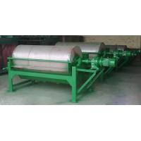 China Customized Iron Sand Magnetic Separator Easy Installation Low Power Consumption on sale